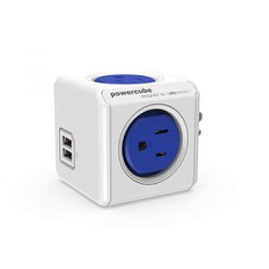 Best Compact Surge Protector: Allocacoc PowerCube