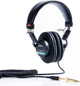 Sony MDR-7506 Studio Headphones