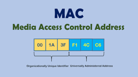 What is MAC Address and how to find It
