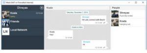 Mesh (Successor of Bit Chat)