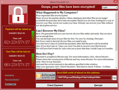 How to recover your files from Ransomware infections