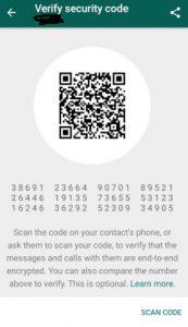 Check Encryption for Sensitive Conversations