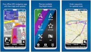 MapFactor GPS Navigation Maps